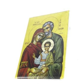 Heliga Familjen, ikon - magnet