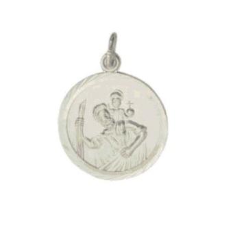 St Kristoffer (silver)