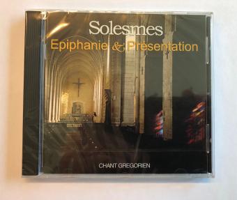 Trettondagen och Kyndelsmässodagen - Épiphanie  et Présentation (CD)
