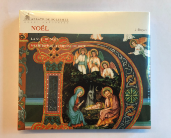Julnattens och Juldagens Mässa - Noël (2 CD)