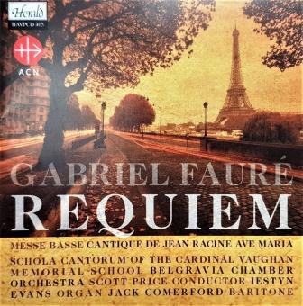 Requiem m.m., Gabriel Fauré