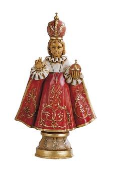 Jesusbarnet av Prag, 18 cm