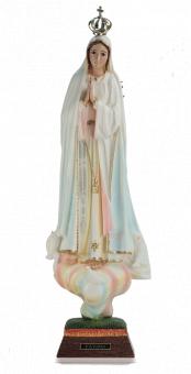 Vår Fru av Fatima, krönbar (40 cm)