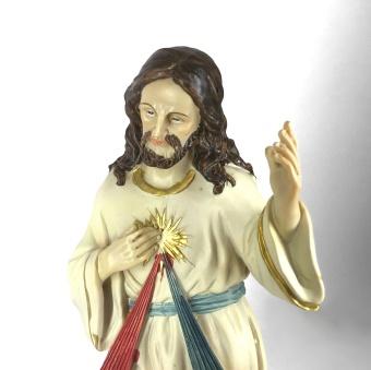 Barmhärtige Jesus, 20 cm