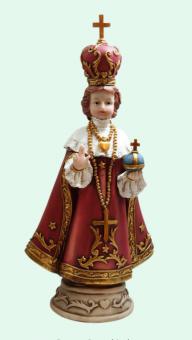 Jesusbarnet av Prag, 30 cm