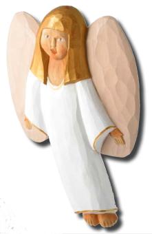 Engla (vägghängande ängel), 33 cm