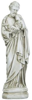 Josef, stående, naturfärgad (40 cm)