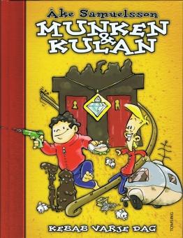 Munken & Kulan 2(6) - Kebab varje dag