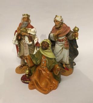 Tre vise män, variant II (12 cm)