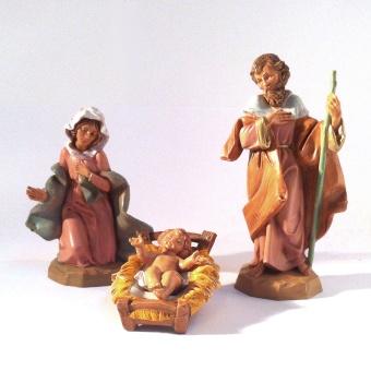 Heliga familjen, 3 del (12 cm)