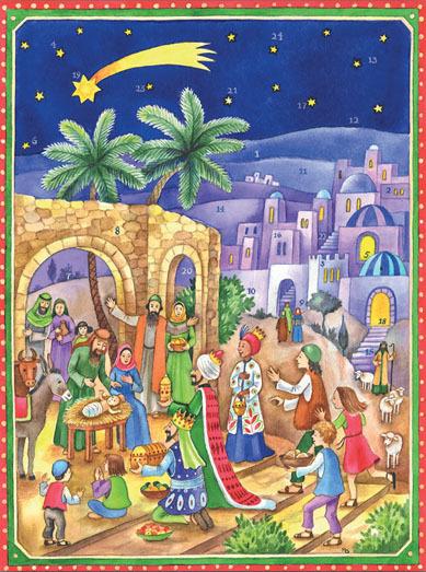 Adventskalender n. 70121