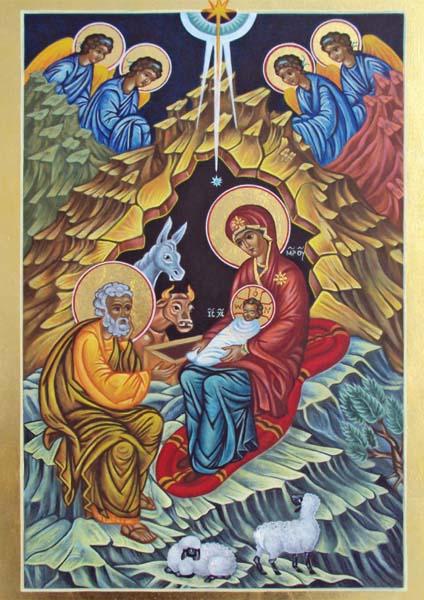Kristi födelse (ikon)