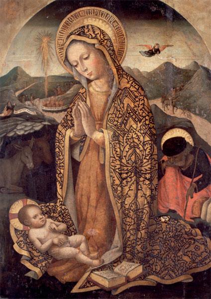 Kristi födelse (Venetianska skolan)