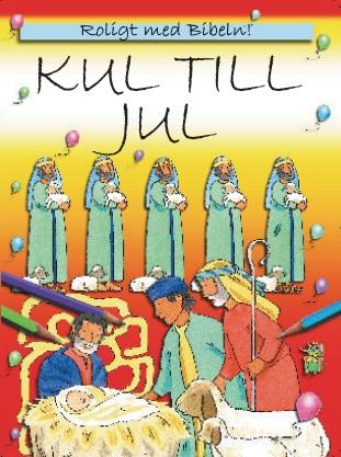 Kul till Jul - pysselbok