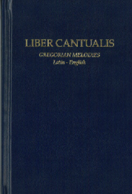 Liber cantualis - Gregorian Melodies (Latin-English)