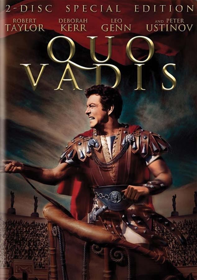 Quo Vadis? (2 disc edition)