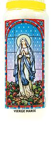 Novenaljus med jungfru Maria