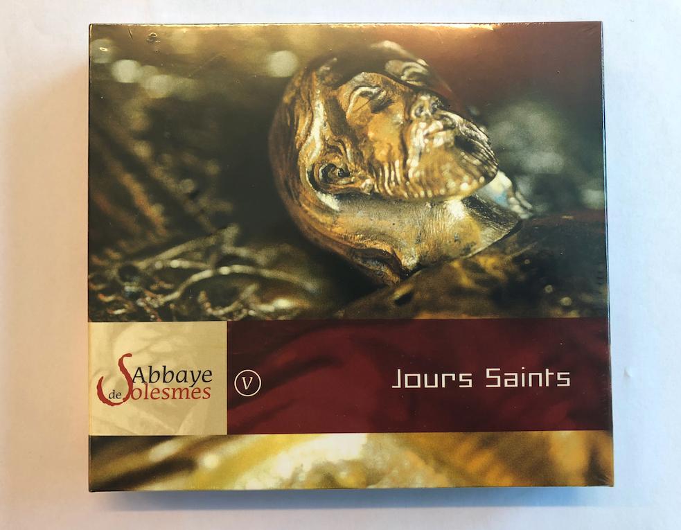 De Heliga tre Påskdagarna (Triduum Sacrum) - Jours Saints (3 CD)