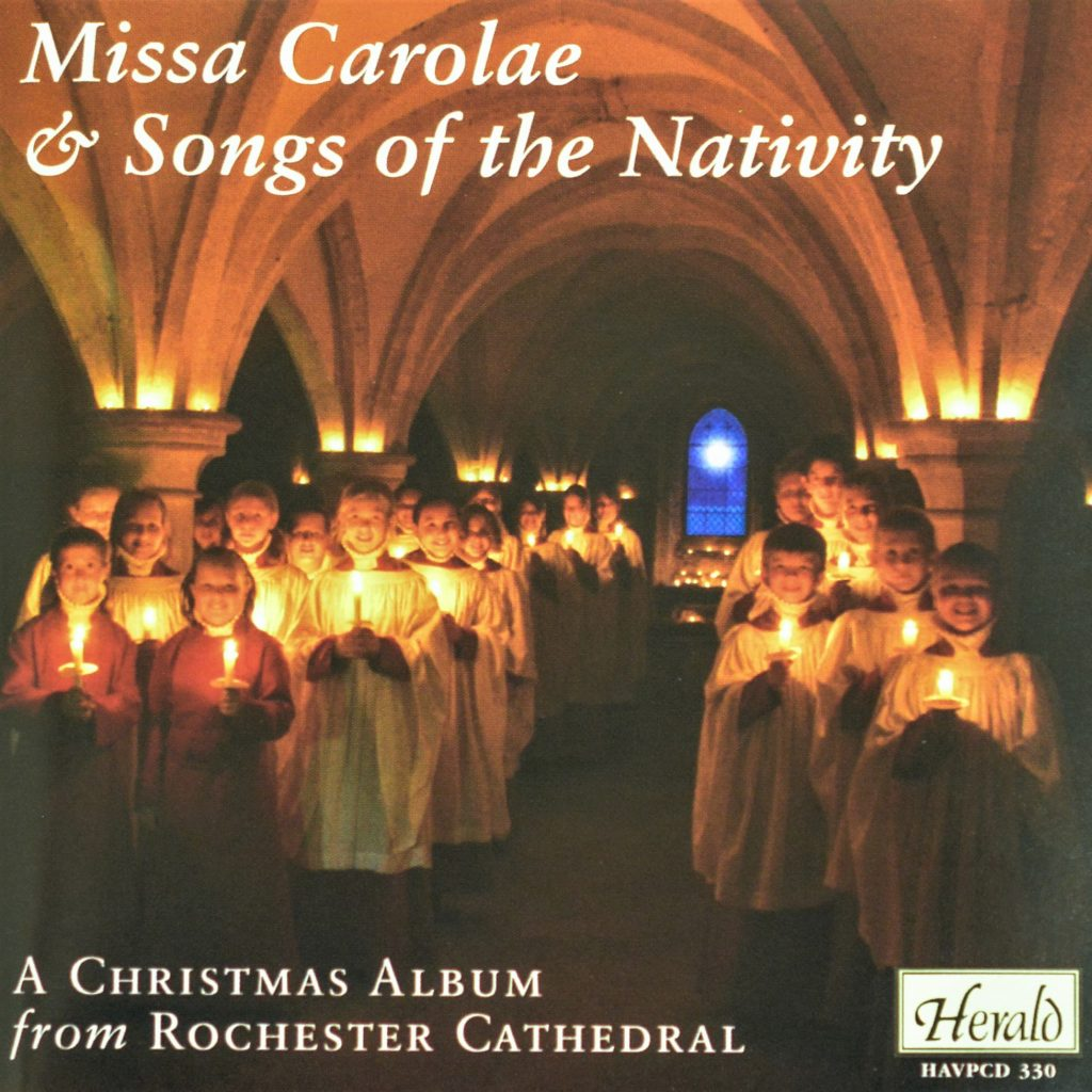 Missa Carolae & Songs of the Nativity