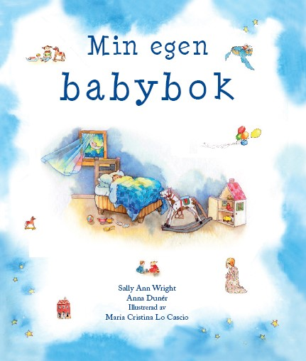 Min egen babybok
