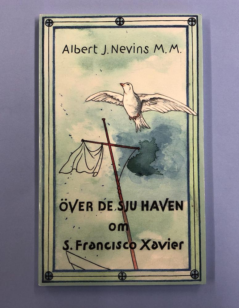 Över de sju haven - om Francisco Xavier