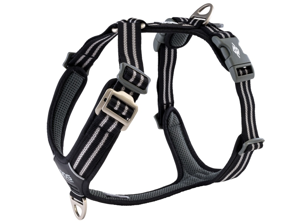 Dog Copenhagen Comfort Walk Air™ Harness Black
