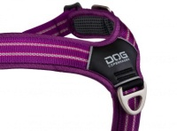 Dog Copenhagen Comfort Walk Air™ Harness Purple Passion