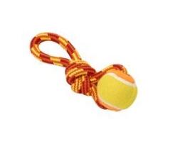 Buster Tennisboll med rephandtag