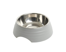 Frosted Ripple Bowl