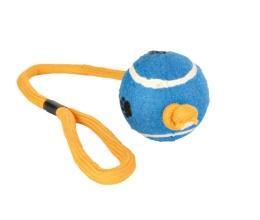 Trixie Tennisboll på rep