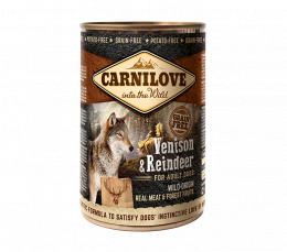 Carnilove Wild Meat Venison & Reindeer