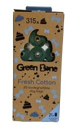 Green Bone Påsar Fresh Cotton