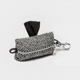 Cloud7 Doggy-Do-Bag Fishbone Black