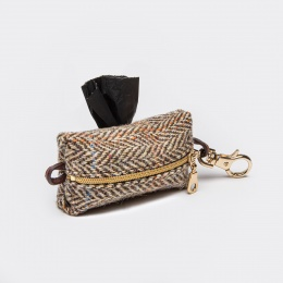 Cloud7 Doggy-Do-Bag Fishbone Brown