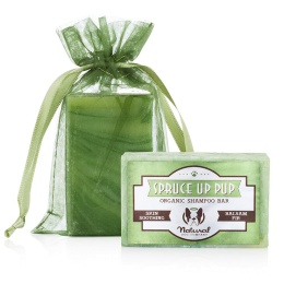 Natural Dog Company Spruce up pup shampoo bar