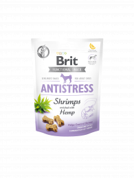 Brit Functional Snack Antistress Shrimps