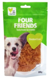 FourFriends Godis FFD Chicken Cube