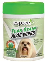 Espree Tear stain Wipes