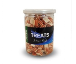 Mini Treats Fish