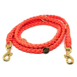 Stilhütte Koppel Paracord Orange