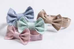 Muffin & Berry Bow tie Dot
