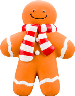 Jul! Squeaky Gingerbread Man