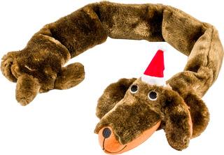 Jul! Santa Sausage Dog