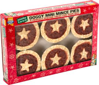 Jul! Mini Doggy Mince Pies