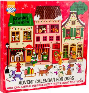 Jul! Dog Meaty Treats Advent Calendar