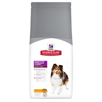 Hills SP Canine Sensitive Skin & Stomach Chicken