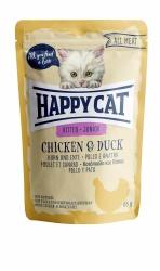 Happy Cat Våtfoder Junior med Kyckling & Anka