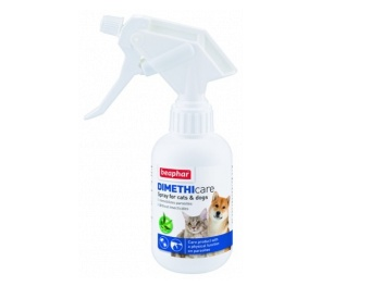 Beaphar Flea & Tick Spray (Dimethicone) Dog/Cat