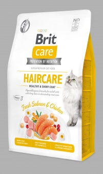 Brit Care Cat Haircare Healthy & Shiny Coat