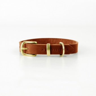 M&S Butter Collar Sahara cognac
